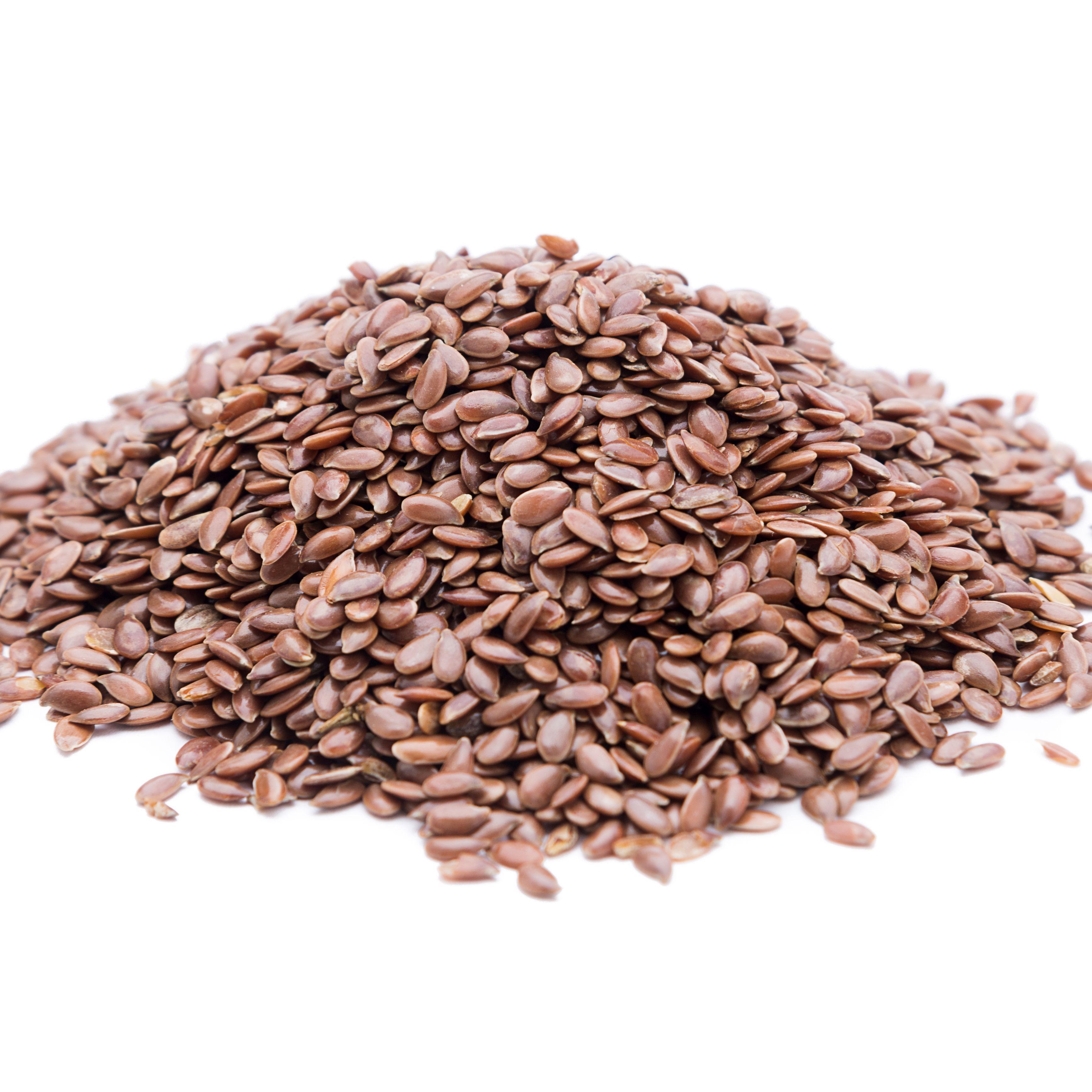 זרעי פשתן אורגניים - 500 גרם