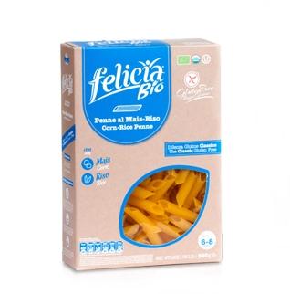 """(פ) פסטה תירס """"פנה"""", אורגני ללא גלוטן - 340 גרם"""